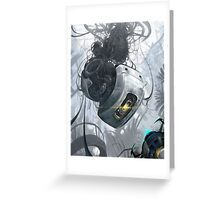 GLaDOS Greeting Card