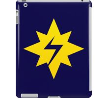 Marvel-ous Star Bolt design iPad Case/Skin