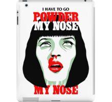 Powder My Nose iPad Case/Skin