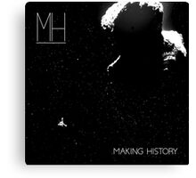Making History Canvas Print