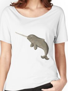 Narwhal Women's Relaxed Fit T-Shirt