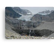 Stanley Glacier  Metal Print