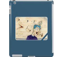BARF! iPad Case/Skin