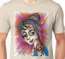 Lovely Lady Unisex T-Shirt