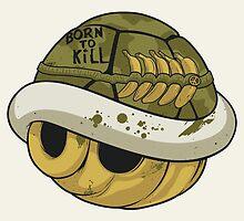 born to kill 7 color by CMorkaut