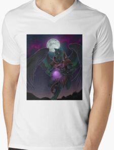 Tala Atma Mens V-Neck T-Shirt