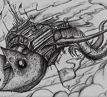 FLying Mammalsaurus by Kanimations