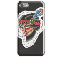 The Bearded Lady iPhone Case/Skin