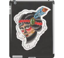 The Bearded Lady iPad Case/Skin