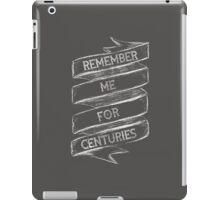 Centuries iPad Case/Skin