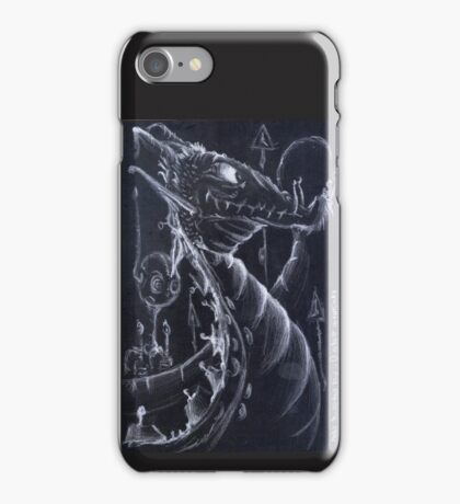 Goofy Dragon iPhone Case/Skin