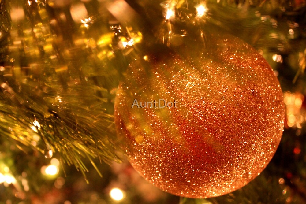 Christmas Glitter by AuntDot