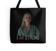 I AM Strong. Tote Bag