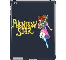Phantasy Star (Genesis) Title Screen iPad Case/Skin