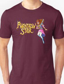 Phantasy Star (Genesis) Title Screen Unisex T-Shirt