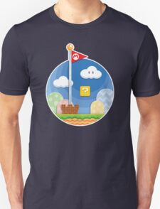 Mario Was Here T-Shirt