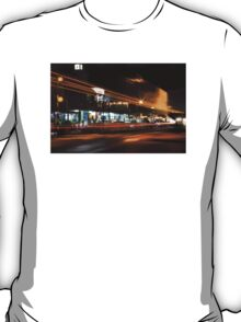 Whitianga High Street After Dark T-Shirt