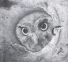 Night Watcher by ArtGautreaux