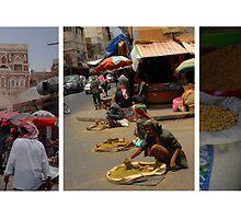 Spice Market by hettie