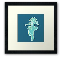 The Legend of Korra Avatar Spirit Framed Print