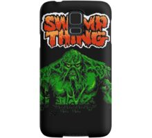 Swamp Thing (Nes) Title Screen Samsung Galaxy Case/Skin