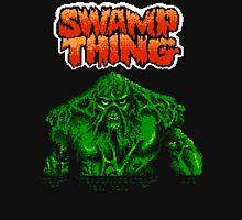 Swamp Thing (Nes) Title Screen Unisex T-Shirt