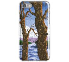 Emerald Bay (view from lake level) iPhone Case/Skin