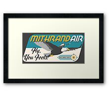 MithrandAIR Framed Print