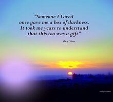 Sonnenaufgang.  Ein Geschenk by Charmiene Maxwell-batten