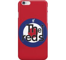 The Reds - Liverpool FC Mods iPhone Case/Skin