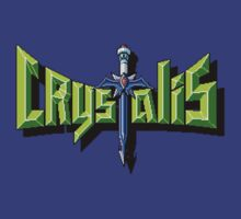 Crystalis (Nes) Title Screen by AvalancheShirts