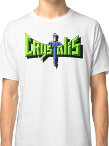 Crystalis (Nes) Title Screen Classic T-Shirt