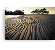 The right address! Canvas Print