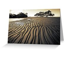 The right address! Greeting Card