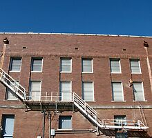 Old Buildings by randyhanna