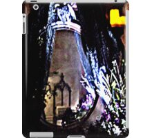 Ghostly Apparition in the Mirror iPad Case/Skin
