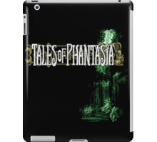 Tales of Phantasia (SNES) Title Screen iPad Case/Skin