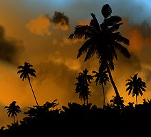 Upolu's Sentinels by abat