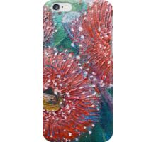 Red Flowering Gum iPhone Case/Skin
