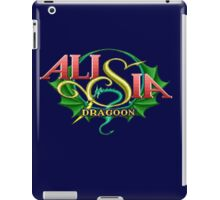 Alisia Dragoon (Genesis) Title Screen iPad Case/Skin