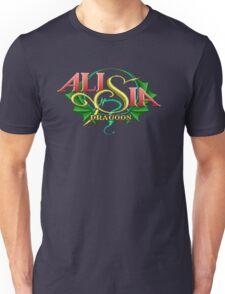 Alisia Dragoon (Genesis) Title Screen Unisex T-Shirt