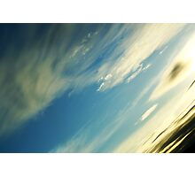 Earth View Photographic Print