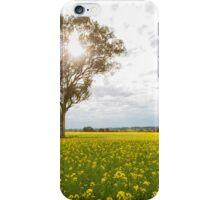 Cudal Canola Fields iPhone Case/Skin