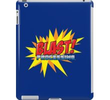Blast Processing iPad Case/Skin