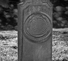 Gravestone by Jonty Dalton