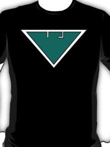 Hawk & Croc -- Black Falcon Logo T-Shirt