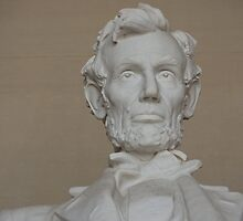 Lincoln statue by Anne Scantlebury