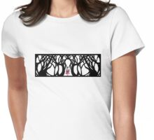 Grand Entrance Womens Fitted T-Shirt