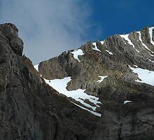 Rocky mountins, Banf National park by Bassam  Shmordok