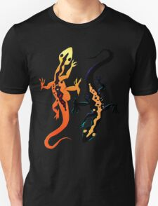 Two Lizards Unisex T-Shirt